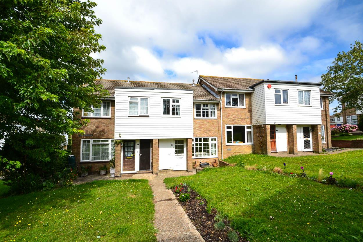 3 Bedrooms Terraced House for sale in Thornwood Close, Eastbourne